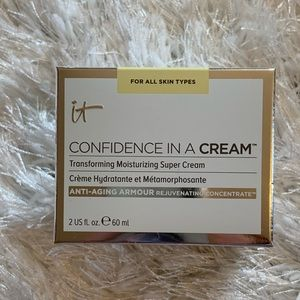 IT Cosmetics Confidence in a Cream 2oz NIB